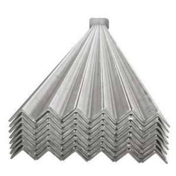 Free cutting galvanized steel angle perforated steel bar by steel cutting machine