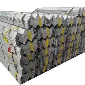 manufacturer galvanized steel angle price/steel angle bar slotted
