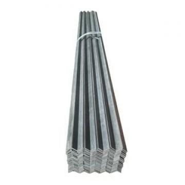 Equal Angle industrial iron/Angle Steel with reasonable price construction material iron steel angle with hole hot sales