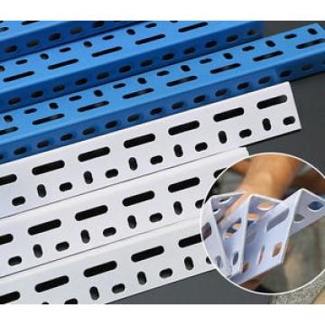 Folding Shelf Factory Selling Steel Heavy Duty Pallet Rack Supports Slotted Angle racks for Store