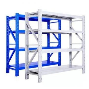 Heavy Duty Warehouse Rack Industrial Cold Rolled Steel Racking Storage Shelf Rack