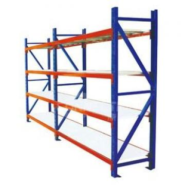 light duty warehouse rack,boltless /rivet Shelving with MDF board