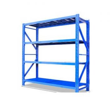 workshop display wooden shelf steel storage rack sale heavy duty boltless warehouse shelving
