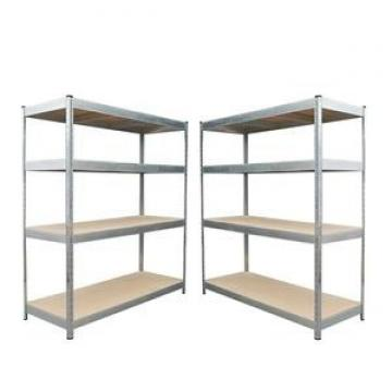 Galvanized steel sheet heavy duty warehouse mold shelving with 5 tier chipboard shelves