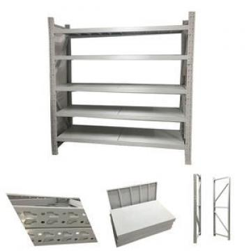 Heavy duty steel shelving 4 tier iron storage rack shelf
