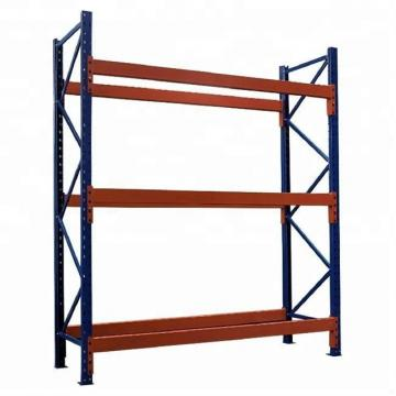 TJG Double Four Deck 1000KG Safety Warehouse Steel Heavy Duty Drawer Mold Shelves
