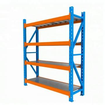 Heavy duty warehouse stacking pallet rack for storage