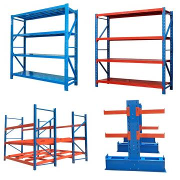 High quality industrial multi level heavy duty steel platform rack