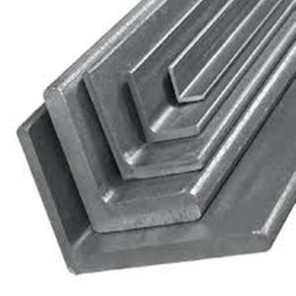 Hot Dip Galvanized L Section 50x50x5mm Steel Angle Bar Slotted L Channel Iron